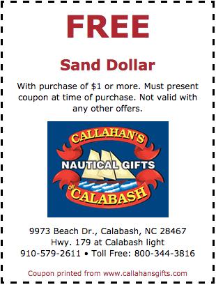free sanddollar