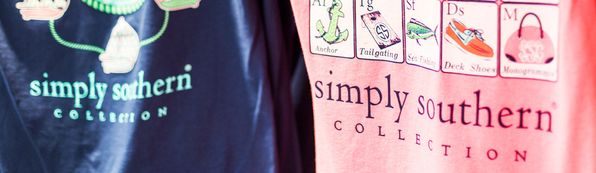 Simply southern t shirts amp apparel myrtle beach clothing callahan