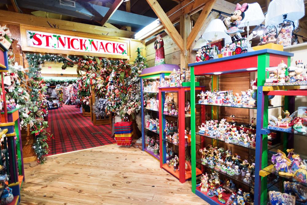 St. Nick Nacks Christmas Shop - Decorations & Trees ...