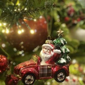 Santa Truck 2