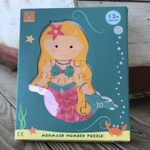 Mermaid Puzzle 1