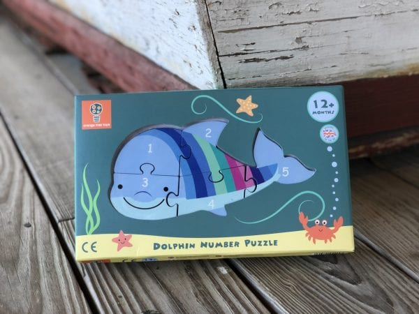 Dolphin Puzzle 1