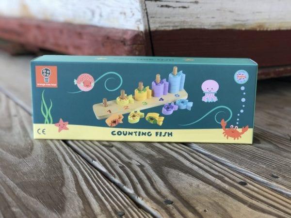 Counting Fish 1