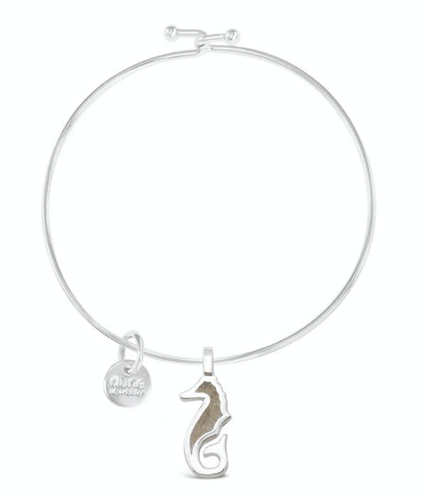 Dunes Seahorse bracelet