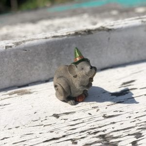 Halloween Mouse - Broom