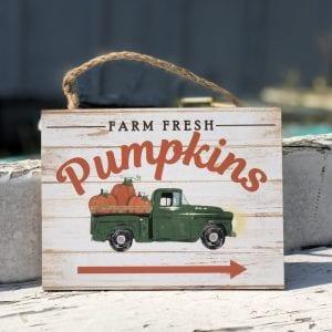 Farm Fresh Pumpkins - Small