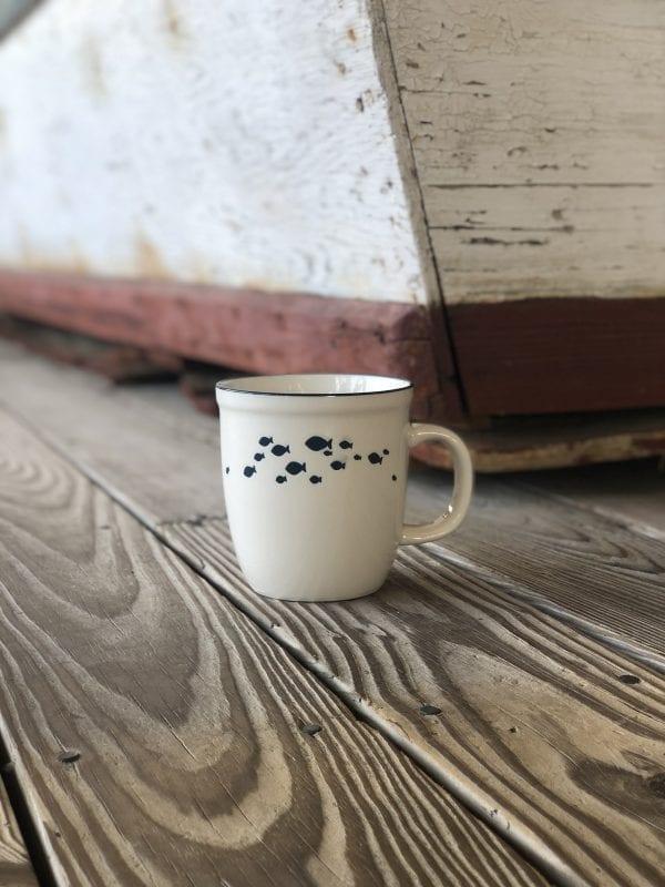 Fish mug 2