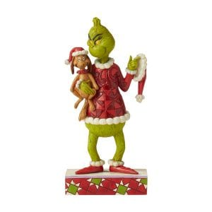JS - Grinch Holding Max