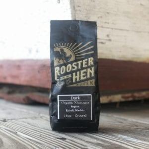 Rooster Coffee - Dark