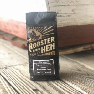 Rooster Coffee - Medium