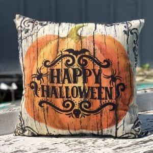 Pillow - Happy Halloween