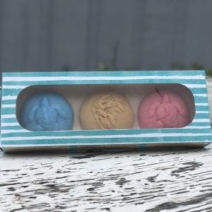 Sea Oats Soap - Box pink