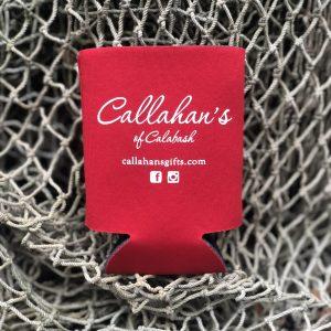 Callahan's Koozie - Red