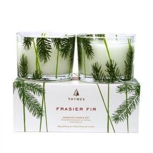 Frasier Fir - Candle Set
