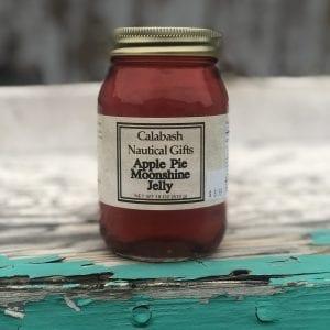 Apple Pie Moonshine Jelly